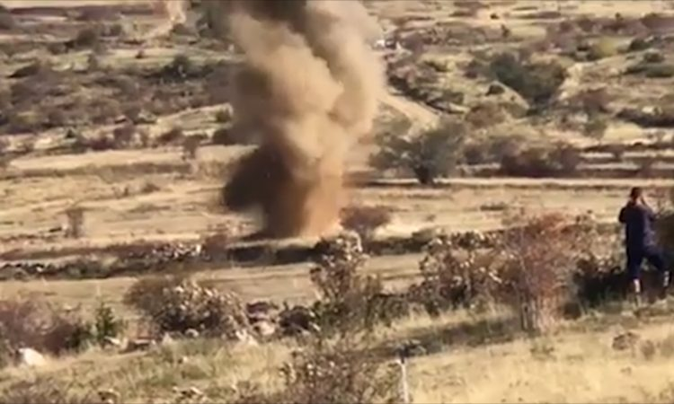 Në fshatin Kuk të Dragashit gjenden 94 mina të pashpërthyera që nga lufta e fundit në Kosovë