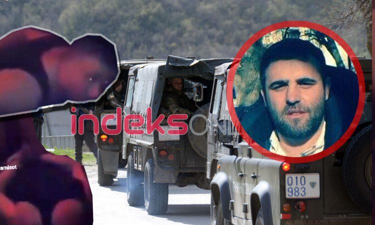 Pamje ekskluzive- Beg Rizaj i zuri peng forcat maqedonase, bërtiste dhe ua tërhiqte vërejtën…